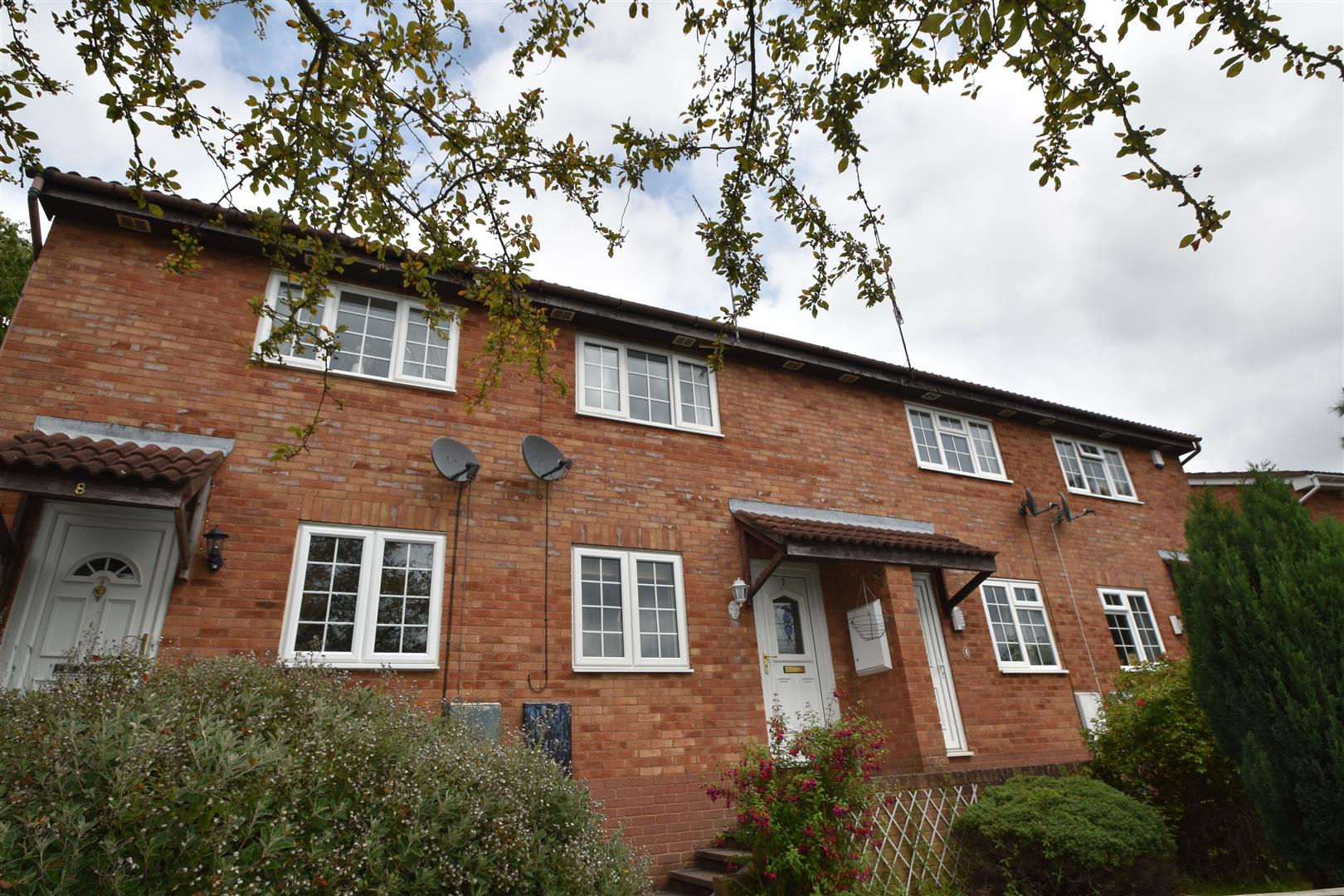 2 Bedrooms Terraced House for sale in Cheviot Close, Worcester